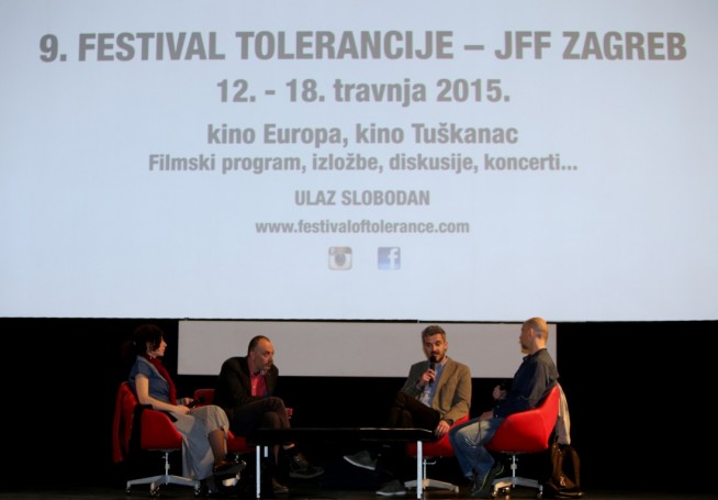 Sudionici diskusije – Balkanizacija