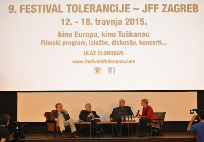 sudionici diskusije : Izraelsko – palestinski odnos